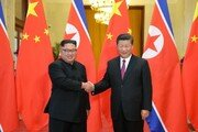 북미회담 앞두고 만난 김정은-시진핑, 윈윈 카드인가