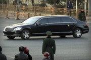 """김정은, 시진핑과 오찬회담 후 귀국길 올라…""""중국에 경제지원 요청"""""""