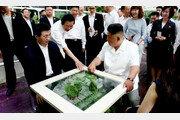 北 김정은의 또 다른 방중 키워드, 과학·농업·인프라·보건
