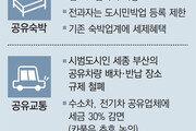 내국인 공유숙박 '도시 민박' 年180일 허용