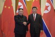 """北 김정은 """"비핵화 목표 견지, 평화적 해결…시진핑 방북 초청"""""""