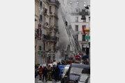 佛 파리서 노란조끼 시위 전 가스폭발 사고…5명 위독 등 36명 부상