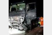 스웨덴 북부서 트럭·버스 충돌사고…'외국인' 6명 사망