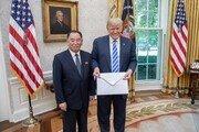 """CNN """"北김영철, 17일 워싱턴 도착…트럼프 면담 가능성도"""""""