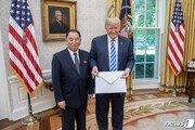 """김영철 방미 임박…美 """"北 비핵화 구체조치"""" 강조"""