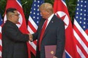 """WP """"2차 北美회담 3~4월 다낭 유력…트럼프, 18일 발표할 수도"""""""
