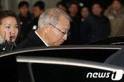 양승태 '35시간 조서열람' 방어전략 주력…檢 곧 영장청구