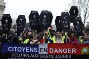 프랑스, 10주 연속 노란 조끼 시위…경찰 8만명 동원