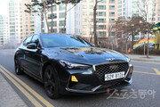"""[원성열 기자의 CAR & TRACK] '제네시스 G70', """"완벽한 밸런스…국산차의 새로운 경지"""""""