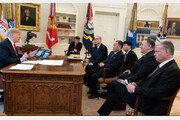 트럼프-김영철 면담에 배석한 북한 대표단은 누구?