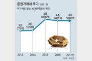 [단독]정부, 증권거래세율 점진적으로 내리고 주식 양도차익 과세대상 조기확대 검토