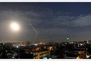 이란 미사일 공격에 이스라엘 시리아주둔 이란 기지 맹폭…11명 사망