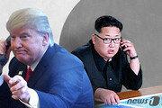 """백악관 """"트럼프 취임 2주년, 한반도에 평화·비핵화 선사"""""""