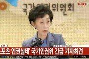 """[속보]국가인권위원회 """"스포츠 성폭력, 10년간 개선 無"""""""