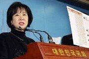"""靑, '손혜원 목포 투기의혹'에 """"민정, 현역의원 감찰 불가"""""""