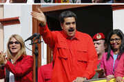 """트럼프 """"과이도 베네수엘라 대통령 인정""""… 마두로 """"美와 단교"""""""