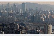 서울주택 1월 매매량 5853건…전년 대비 9100건 감소