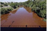 브라질, 댐 붕괴로 식수원 오염…대규모 보건위기 발생 위험