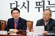 """박관용 """"한국당 전대 연기요구 수용되면 즉시 사퇴할 것"""""""
