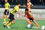 개인기 부족한 한국 축구 바꾸자…초등학교 축구 8인제 전면 도입