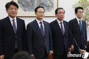 한국당 제외 4당, 김진태·이종명·김순례 윤리위 제소 합의