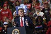 """트럼프 """"의회 승인 관계 없이 국경장벽 세울 것"""""""