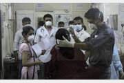 인도에 신종플루 '돼지독감' 확산 비상…사망자 300명 넘어서