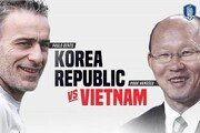 벤투호와 박항서호 친선전 결국 무산…3월 평가전 상대 바뀐다
