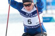 '핸드 사이클' 여왕 이도연, 눈밭서도 도도하네… 장애인겨울체전 바이애슬론 우승