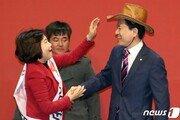 '당규 vs 여론' 고민하던 김병준, 김진태 징계 유예 결심한 이유