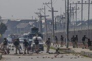 인도령 카슈미르서 무장경찰에 자폭테러…최소 18명 사망 40명 부상