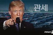 미국 車관세 EU·日 타깃 전망 속 韓 전기차 표적 우려도