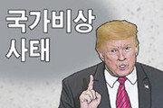 [횡설수설/서영아]'트럼프식' 국가비상사태