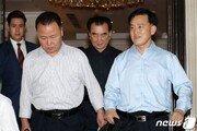 '75세 집사' 北김창선, 나흘간 쉴새없이 움직여