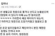 '도도맘' 김미나, 30대 주부 비방 '명예훼손' 혐의 피소