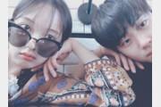 """'열애 인정' 김보라-조병규, SNS에 티 '팍팍'…""""보다 누나 ♡"""""""