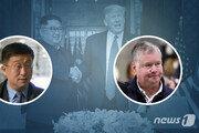 '강경파' 볼턴, 비건·국무부 중심 북미협상에 불만?