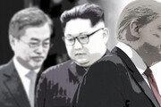 '북미 후 남북경협' 불씨 지피는 정부…제재완화 실현되나