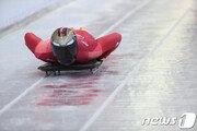 윤성빈, 스켈레톤 4차 월드컵 은메달…7개 대회 연속 메달