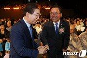 박원순 시장, 김부겸 장관 '화해 제스처'에 화답