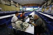 개장 준비 분주한 하노이 미디어센터…취재진 3000여명 예상