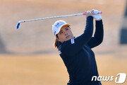 박인비, HSBC 위민스 월드 챔피언십 2R 공동 2위…선두와 2타차