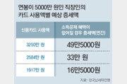 직장인들, '카드 소득공제 축소'에 부글