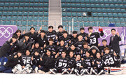 광운대 아이스하키팀, 동계체전서 연세대 꺾고 우승