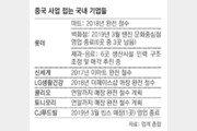 끝나지않은 中 사드보복… 韓기업 '차이나엑시트' 가속