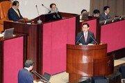 """주호영 """"文, 김학의·장자연 사건보다 드루킹 재수사 지시해야"""""""