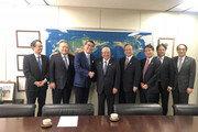 한국여행업협회(KATA) 오창희 회장, 日 JATA 방문