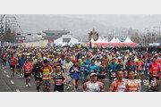 [청계천 옆 사진관]3만 8500명의 달리기, 서울의 봄을 깨우다
