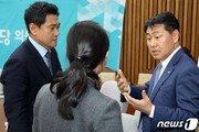 """김관영 """"당내 여전히 선거법 문제제기 의원들 있어…결론 못내"""""""
