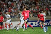 '남아공 월드컵 16강 주역' 김정우, 볼리비아전 하프타임 때 은퇴식